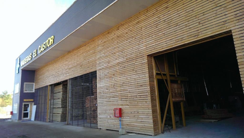 Maderas el castor maderas sitio en construcci n for El castor muebles